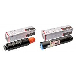 Compatibile per Canon flacone toner CEXV18