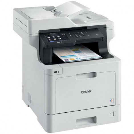 Brother MFCL8900CDW Multifunzione laser A4 colore