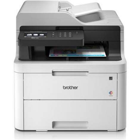 Brother MFCL3770CDW Multifunzione laser A4 colore