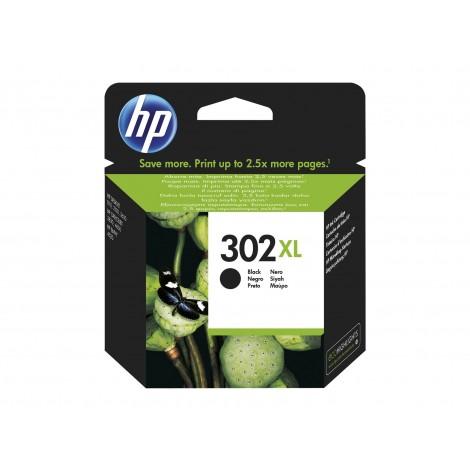 HP 302 cartuccia XL nero