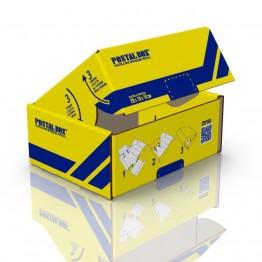 POSTALBOX - SCATOLA PER SPEDIZIONI POSTALI,  FORMATO PICCOLO 26x17x10cm - 1PZ