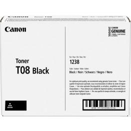 Canon T08 toner nero