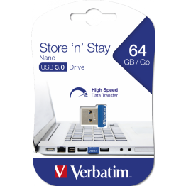 Verbatim STORE ´N´ STAY 3.0 64GB