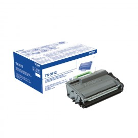 Brother TN3512 toner nero