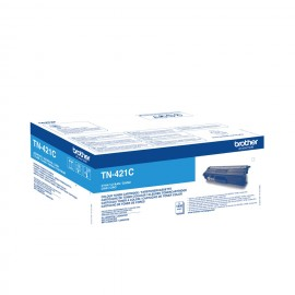 Brother TN421C toner ciano