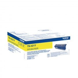 Brother TN421Y toner giallo