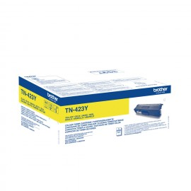 Brother TN423Y toner giallo