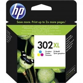HP 302 cartuccia XL CMY