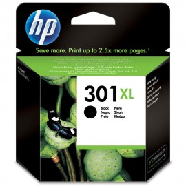 HP 301 cartuccia XL nero